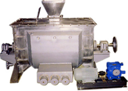 Jacketed Mixer
