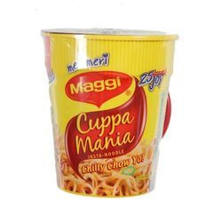 Maggi Cuppa Mania Noodles