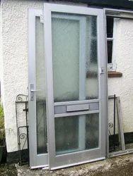 Aluminium Door Repairing