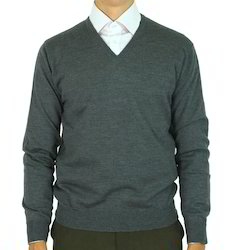 Blue Grey Black Unifab Mens Sweaters, Size: S To Xxl