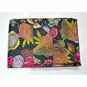 Handmade Reversible Kantha Quilt