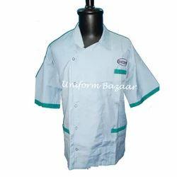Cotton Lab Coat- LB-2