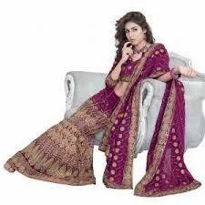 Ladies Ethnic Sarees
