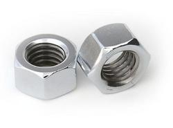 MMT Hexagonal Brass Hex Nut, For Industrial, Size: M6 To M24