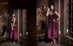 Purple Party Wear Suits