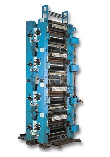 Web Offset Printing Press (Fast-200)
