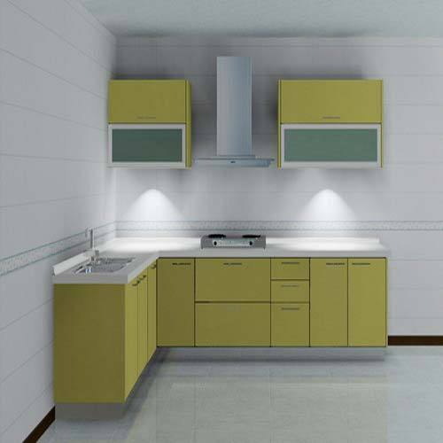 Modular Kitchen Magnon India: View Specifications & Details Of Modular Kitchen Cabinets By M. S