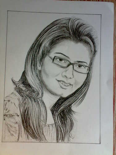 Pencil Sketch Artist In Ahmedabad