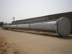 Aluminium Filter Steel Chimney, For Industrial