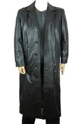 Leather Long Coat Manufacturers, Suppliers & Exporters