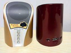 Bluetooth Autodyne Mobile Speaker with Camera USB TF FM