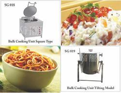 LPG Bulk Cooking unit