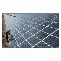 Solar Power Plant Erection Services