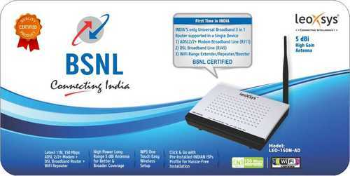 Bsnl Wifi Broadband Modems View Specifications Amp Details