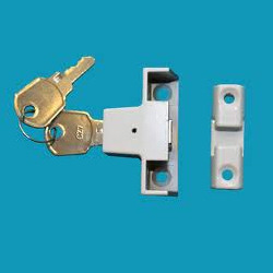 Aluminum Alloy Balcony Lock