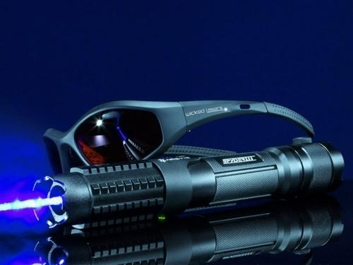 Professional Handheld Class 4 Laser Pointer Worldwide Technologies
