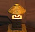 Teak Wood Lamp