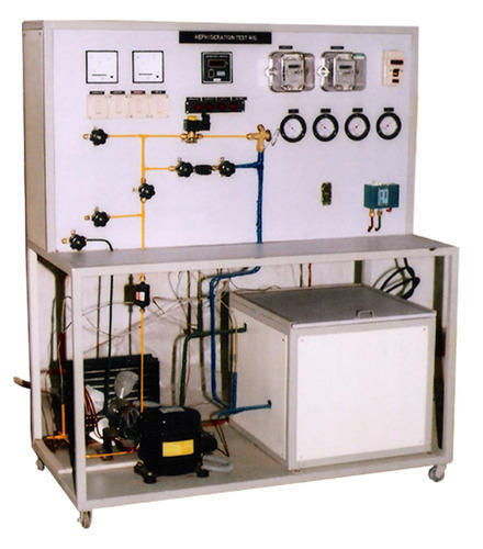 Refrigeration Air Conditioning Lab Vapour Compression
