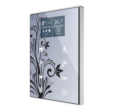 Wired Home Automation Products Knx Capacitive Touch