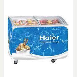 Haier Half Freezer Half Cooler