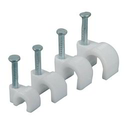 PVC Cable Clips