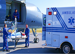 Charter Ambulance Medical Tourism