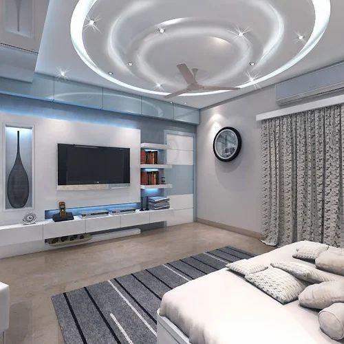 Tv Unit Design Home Interior Design Interior Design Works