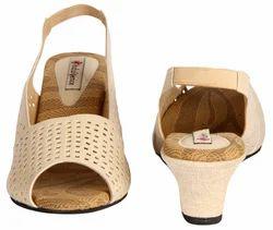 设计师女士脚跟拖鞋