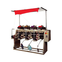 Electric Die Knitting Machine, Automation Grade: Semi-Automatic