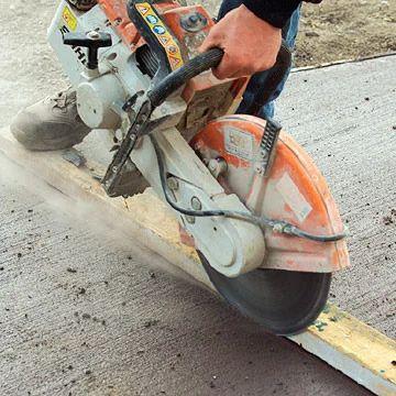 Concrete Breaker Services Slab Cutting Services Retail