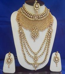 Bridal Kundan Necklace Sets