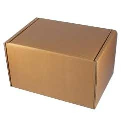 Double Wall 5 Ply Corrugated Shipping Box, Weight Holding Capacity (kg): <25 Kg