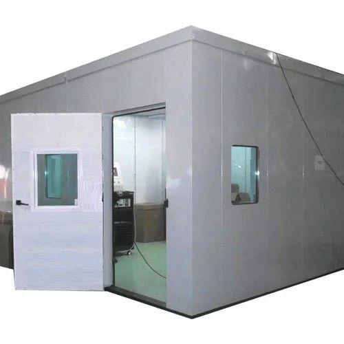 Dg Set Acoustic Enclosure Dg Set Sound Proof Enclosure