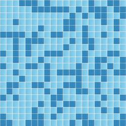Swimming Pool Tiles - Blue Random Mix Swimming Pool Tile ...
