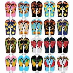 Woman Footwear Rubber Slipper