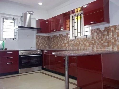 Interior designing services modular kitchen designing - Interior design for kitchen in india photos ...