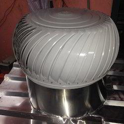 Round Aluminium Turbine Ventilator