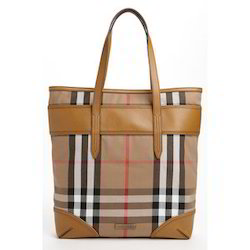 Brown Handle Cloth bags, For Shopping