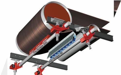 Conveyor Belt Cleaners External Amp Internal Conveyor