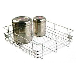 Plain Kitchen Basket