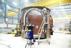 Laser Tracker for Heavy Engineering
