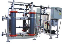 Electrocoating Ultrafiltration Unit