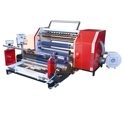 Shreeji Tech Engineering Surface Type Slitting Rewinder Machine