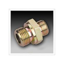Apple Engg Brass Hydraulic Adapter, For Industrial