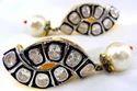 Kumar Jewels Girls And Women Funky Antique Droplet Earrings