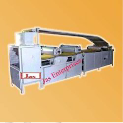 Jas Automatic Papad Making Machine, Capacity: 5 To 15 kg/hrs