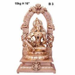 Bronze Annapoorneshwari Idol