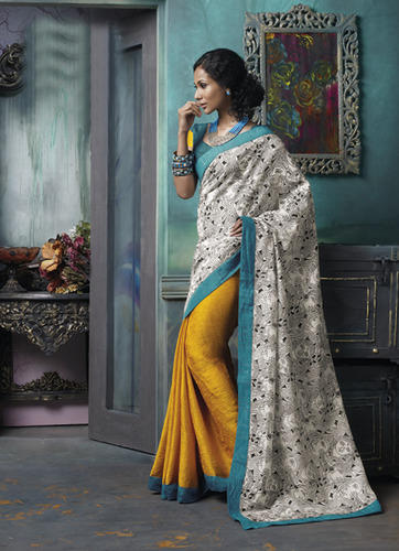 Indian Silk Designer Sarees