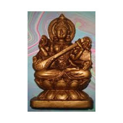 Resin Figures Saraswati