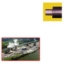 Extruded Finned Tubes for Nuclear Power Stations